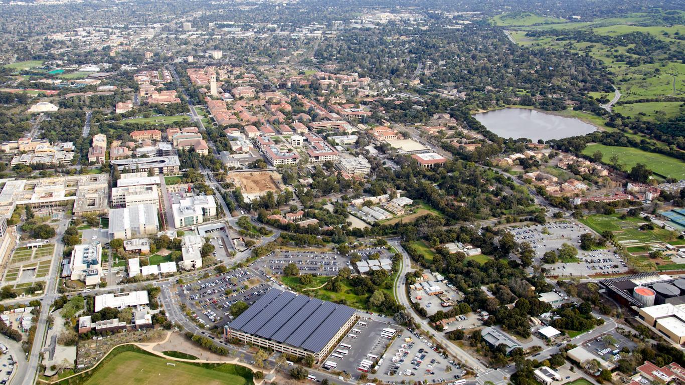 Stanford autoverhuur