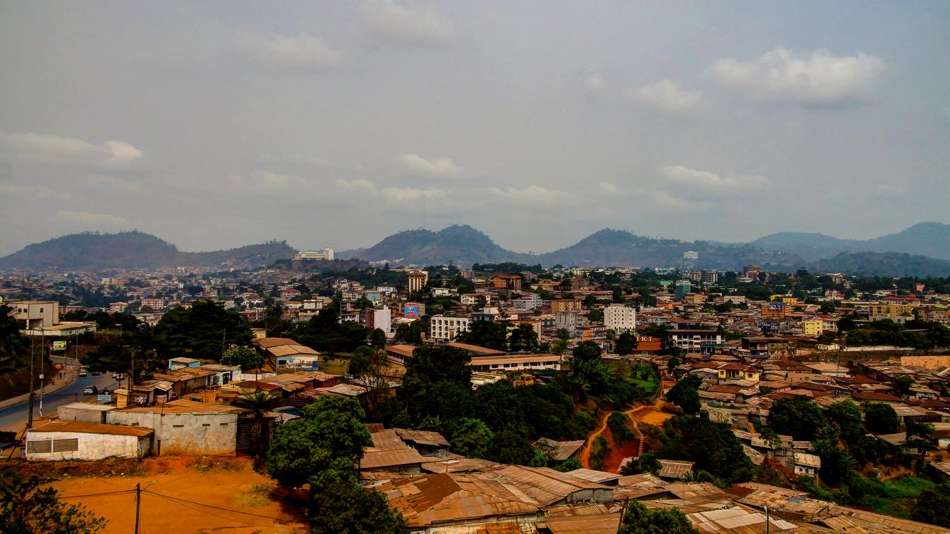 Alquiler de autos en Yaundé