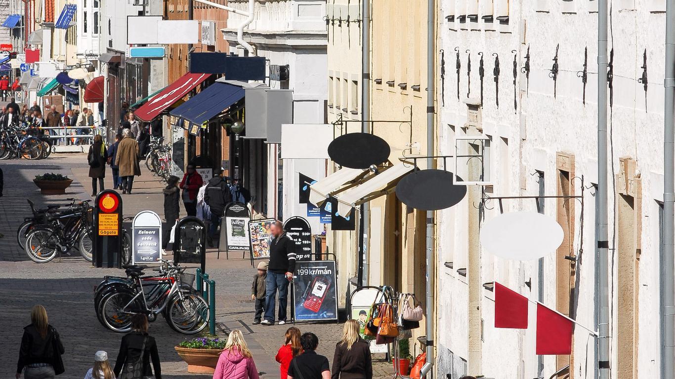 Alquiler de autos en Kalmar