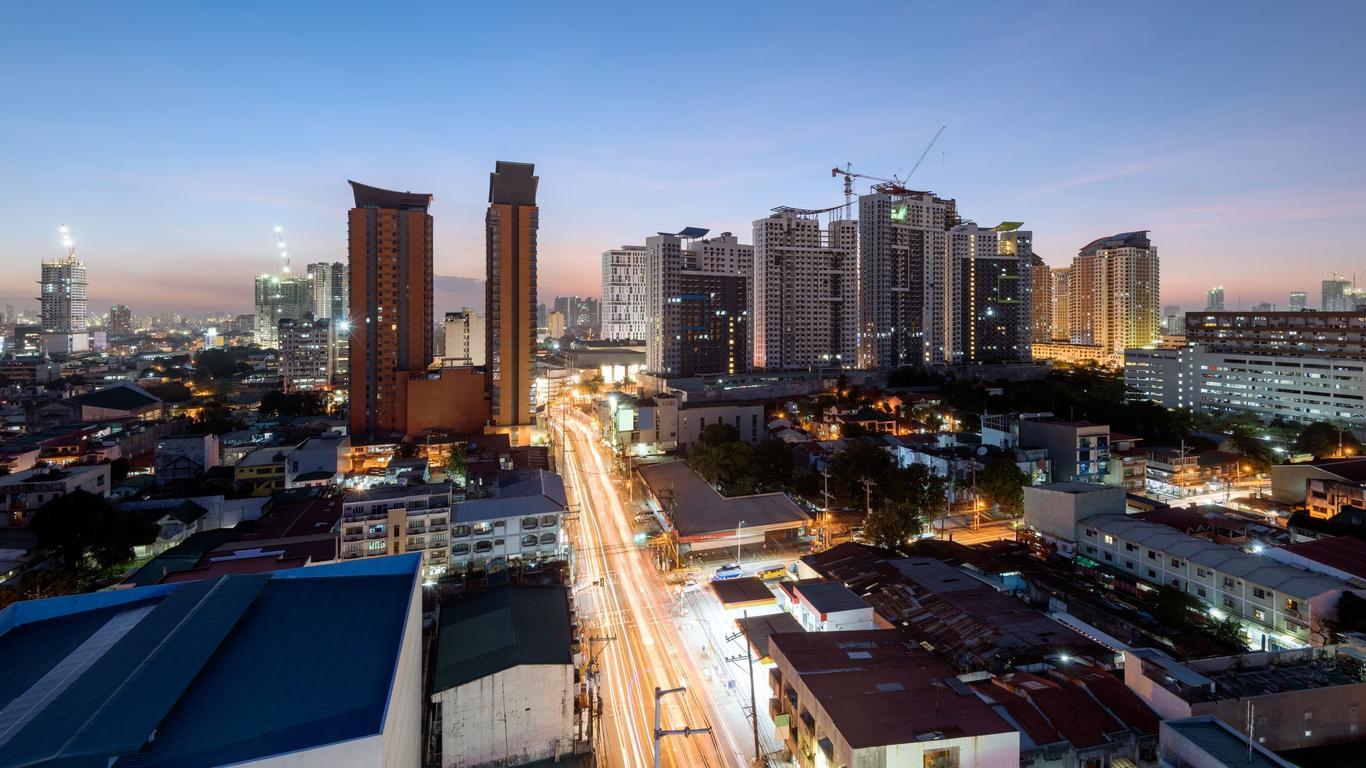 Quezon City car rentals