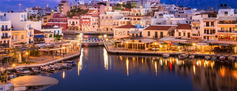 Agios Nikolaos luxury hotels