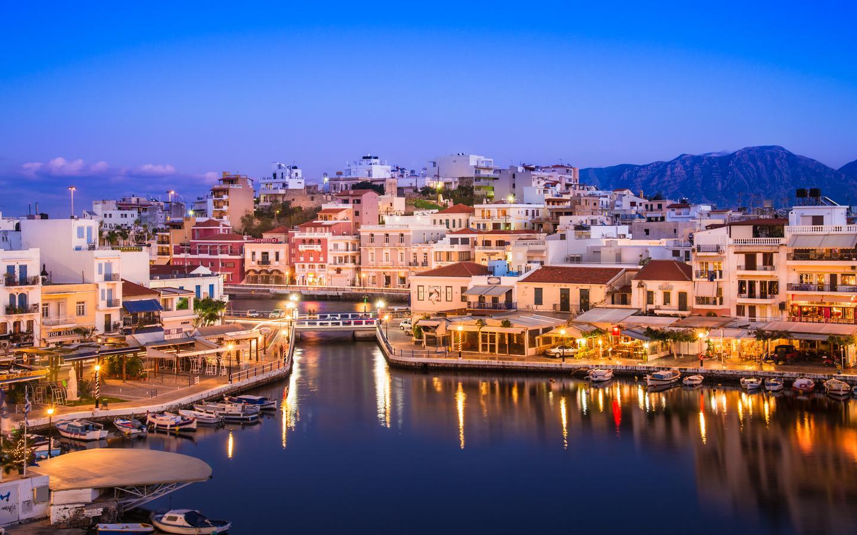 Khách sạn ở Agios Nikolaos