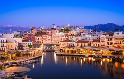 Agios Nikolaos hotellia