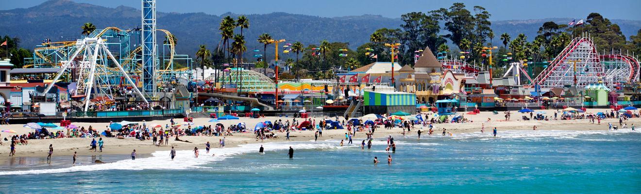 Khách sạn ở Santa Cruz