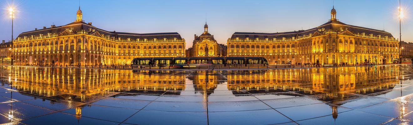 Bordeaux hotellia