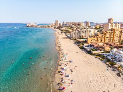 La Manga del Mar Menor hoteles