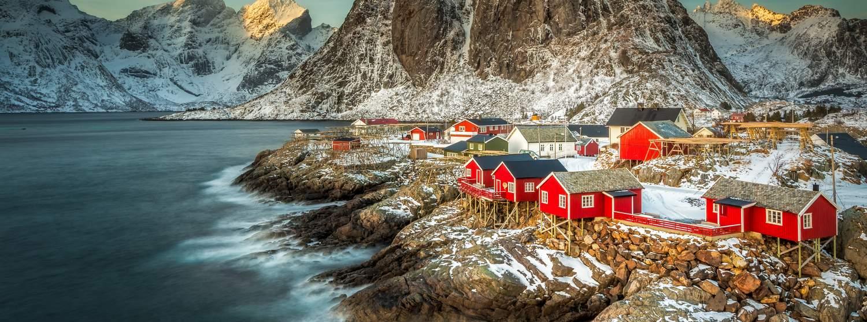Lofoten & Vesterålen, Noruega