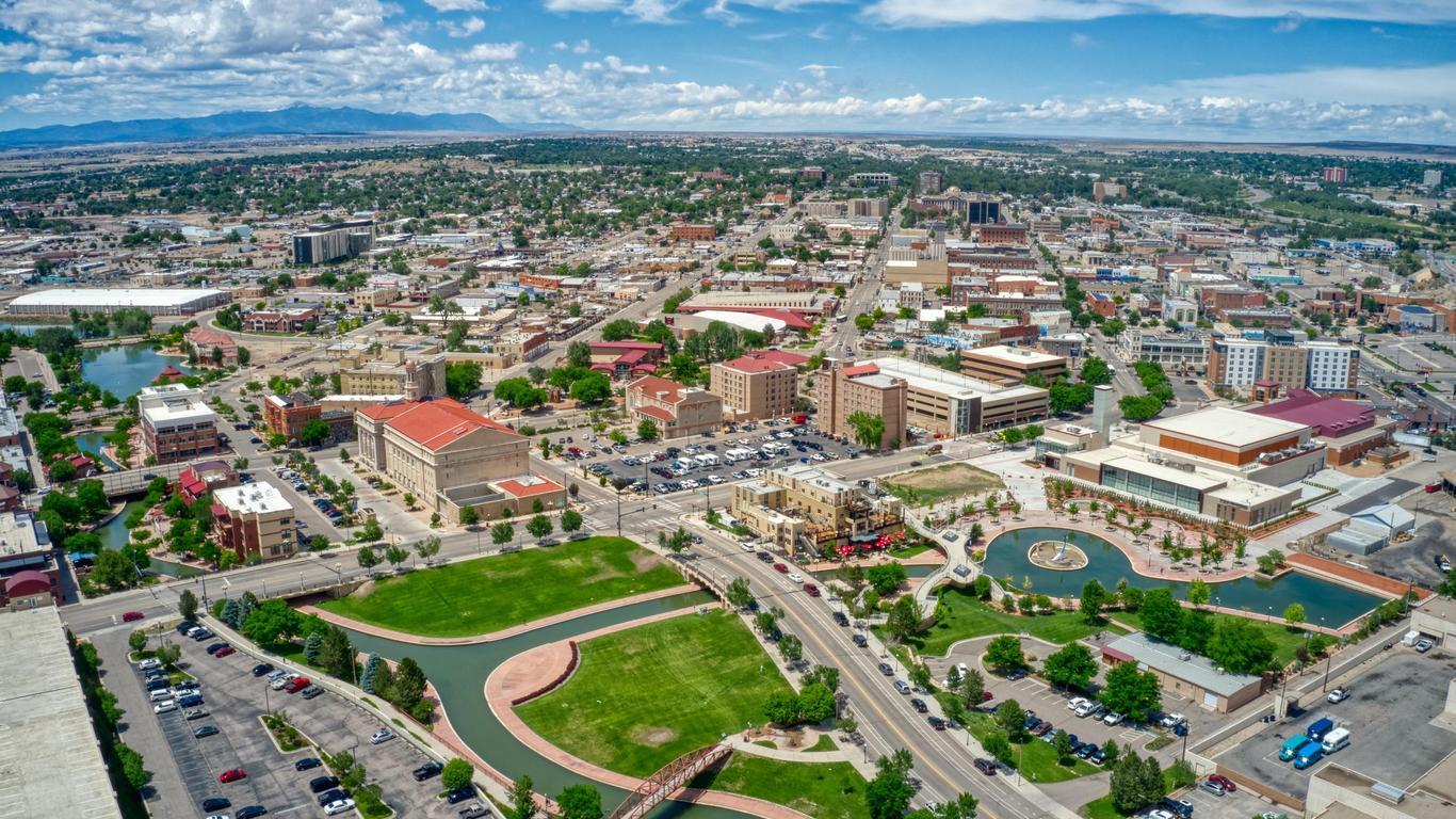 Alquiler de autos en Pueblo