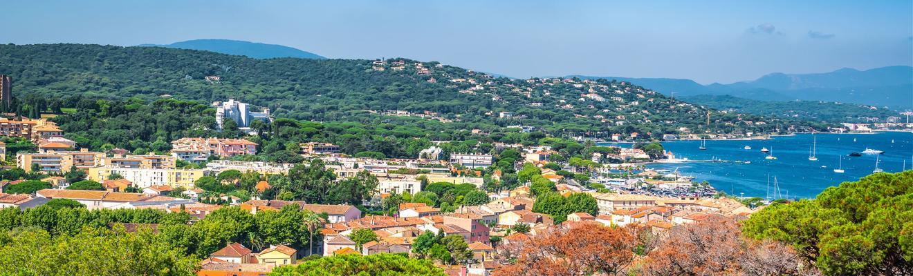 Saint-Tropez hotellia