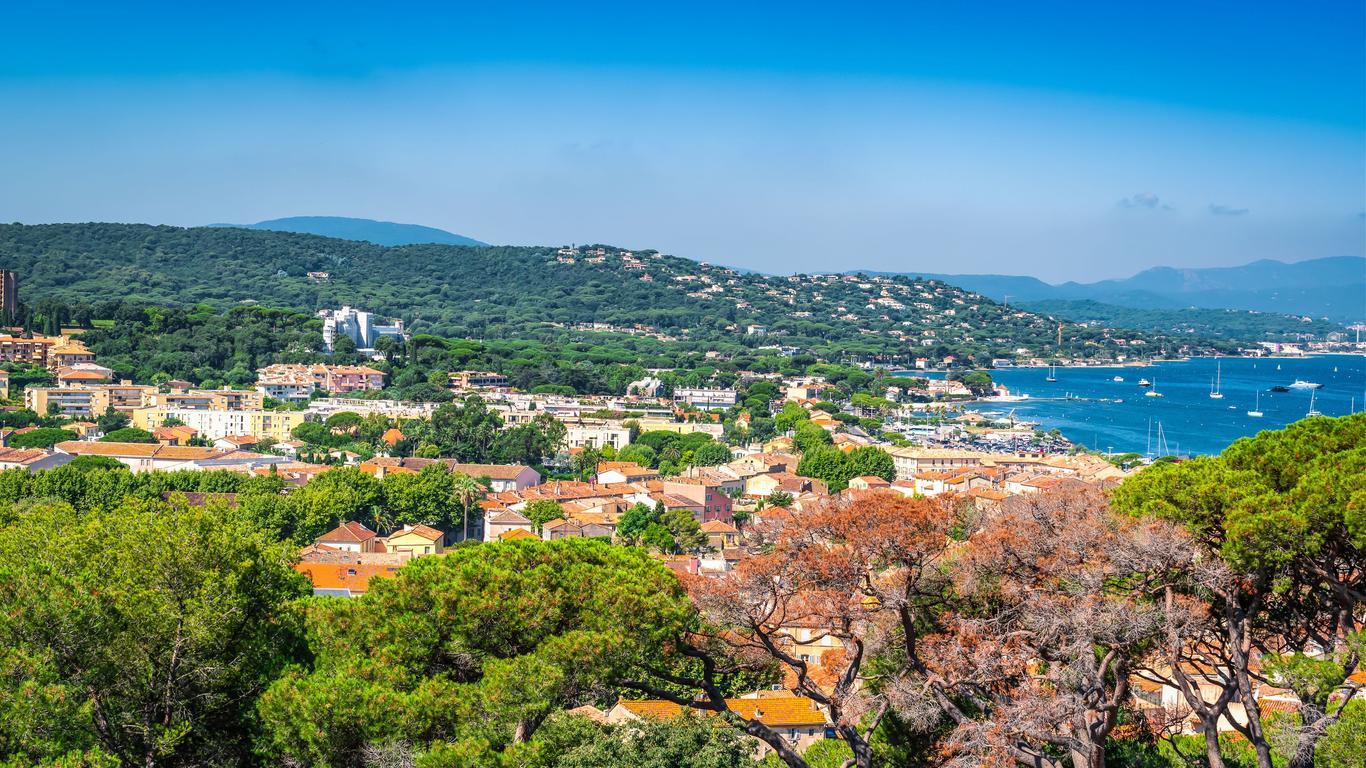 Saint-Tropez autoverhuur