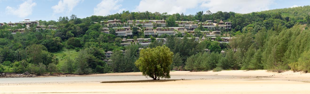 Khách sạn ở Bãi biển Bang Tao