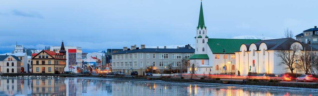 Hôtels à Reykjavik