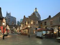 Shanghai hotellia