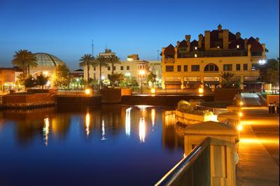 Ξενοδοχεία στην πόλη Stockton