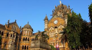 Recorrido por el barrio marginal de Dharavi en Bombay