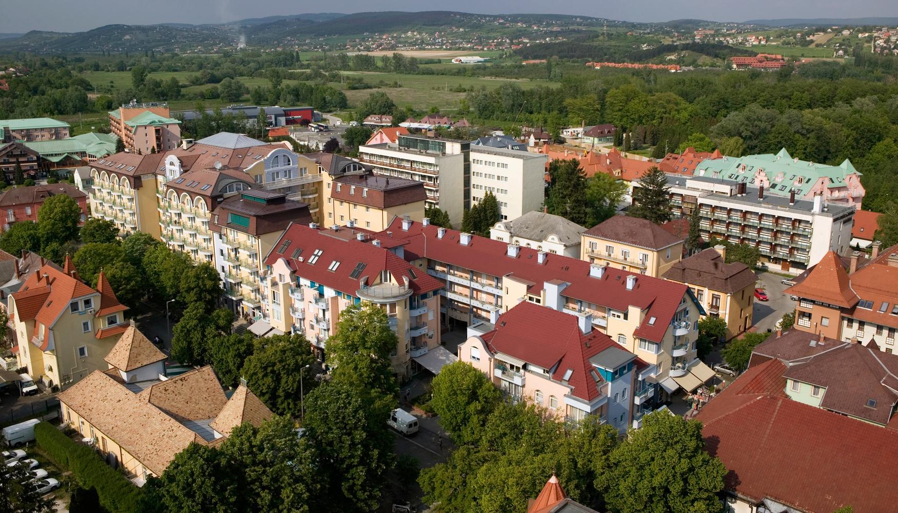 Renta de autos en Hungría
