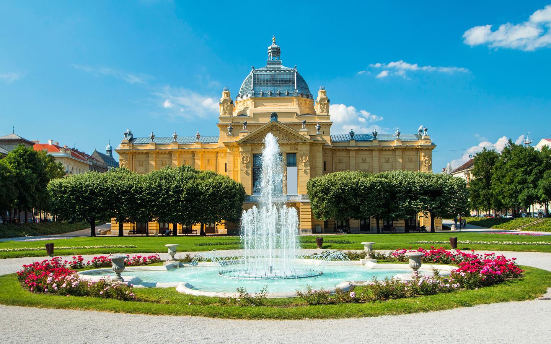 Zagreb hoteles