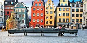 Samochody Sztokholm