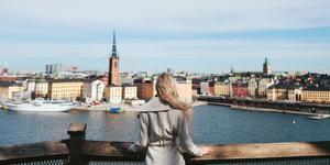 Leiebiler i Stockholm