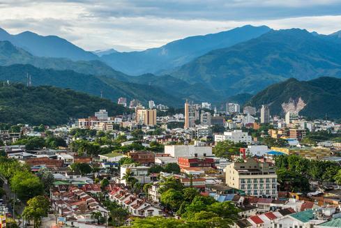Ofertas de hotel en Villavicencio
