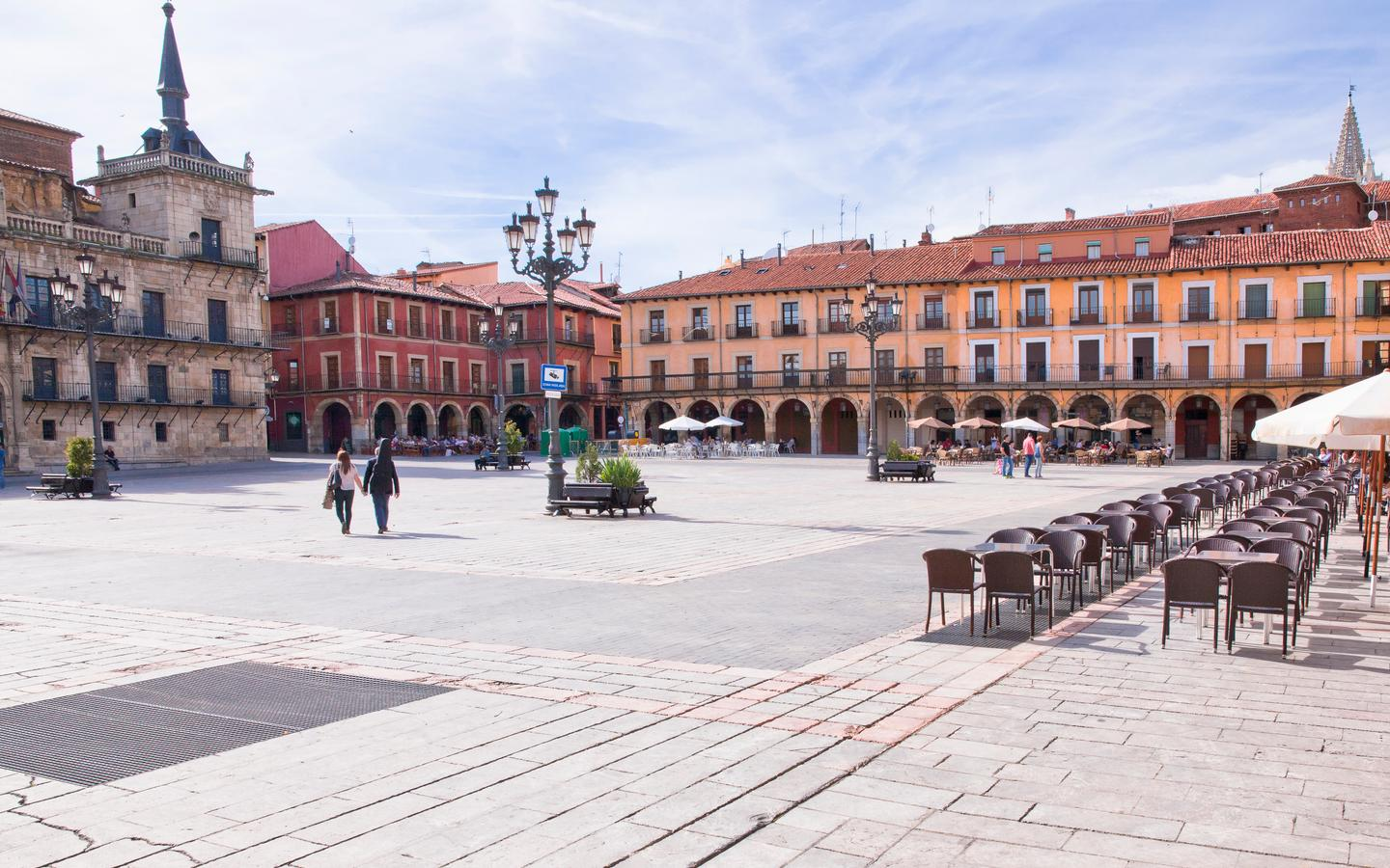 Hotels in León