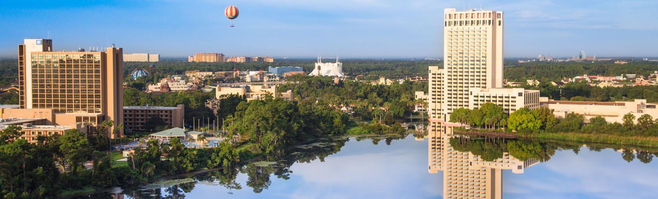 Khách sạn ở Lake Buena Vista
