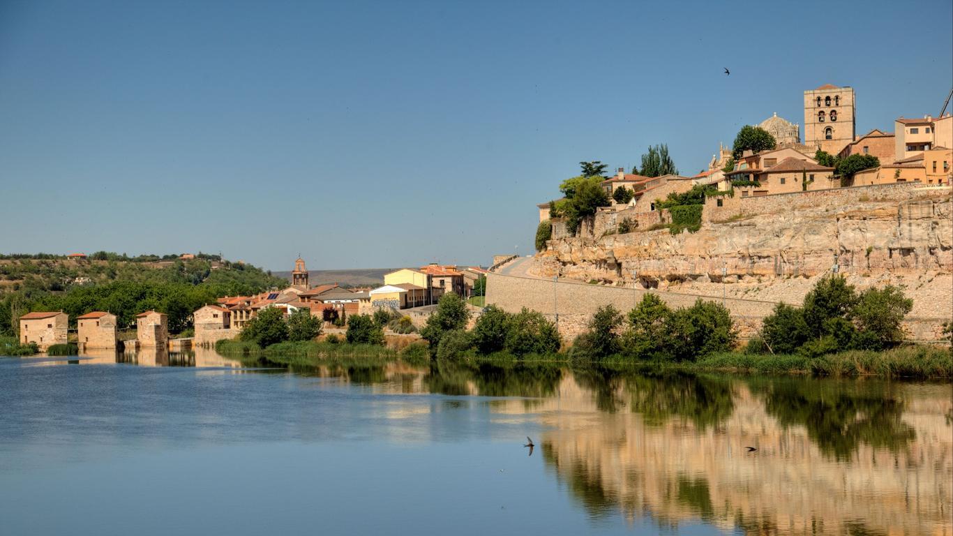 Coches de alquiler en Zamora