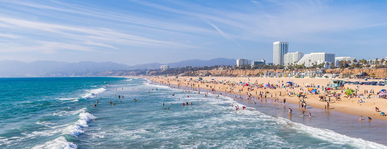 Autonvuokraus Santa Monica