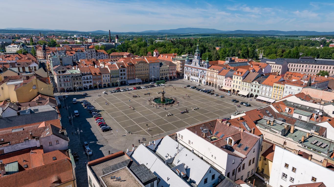 Чеське Будейовіце: оренда авто