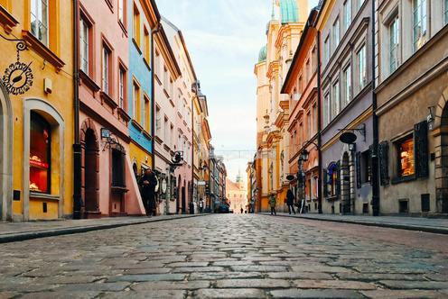 Oferty hoteli w: Warszawa