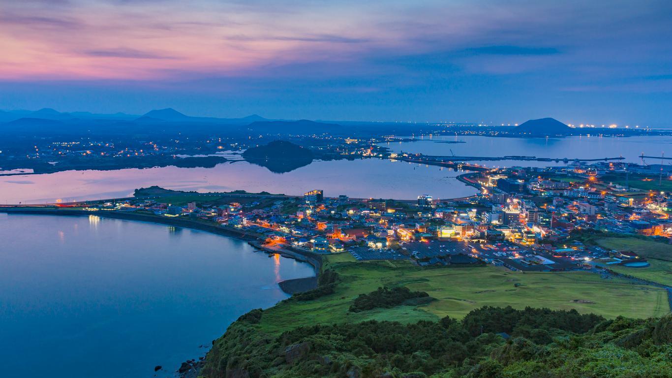 Jeju City - Ενοικίαση αυτοκινήτου