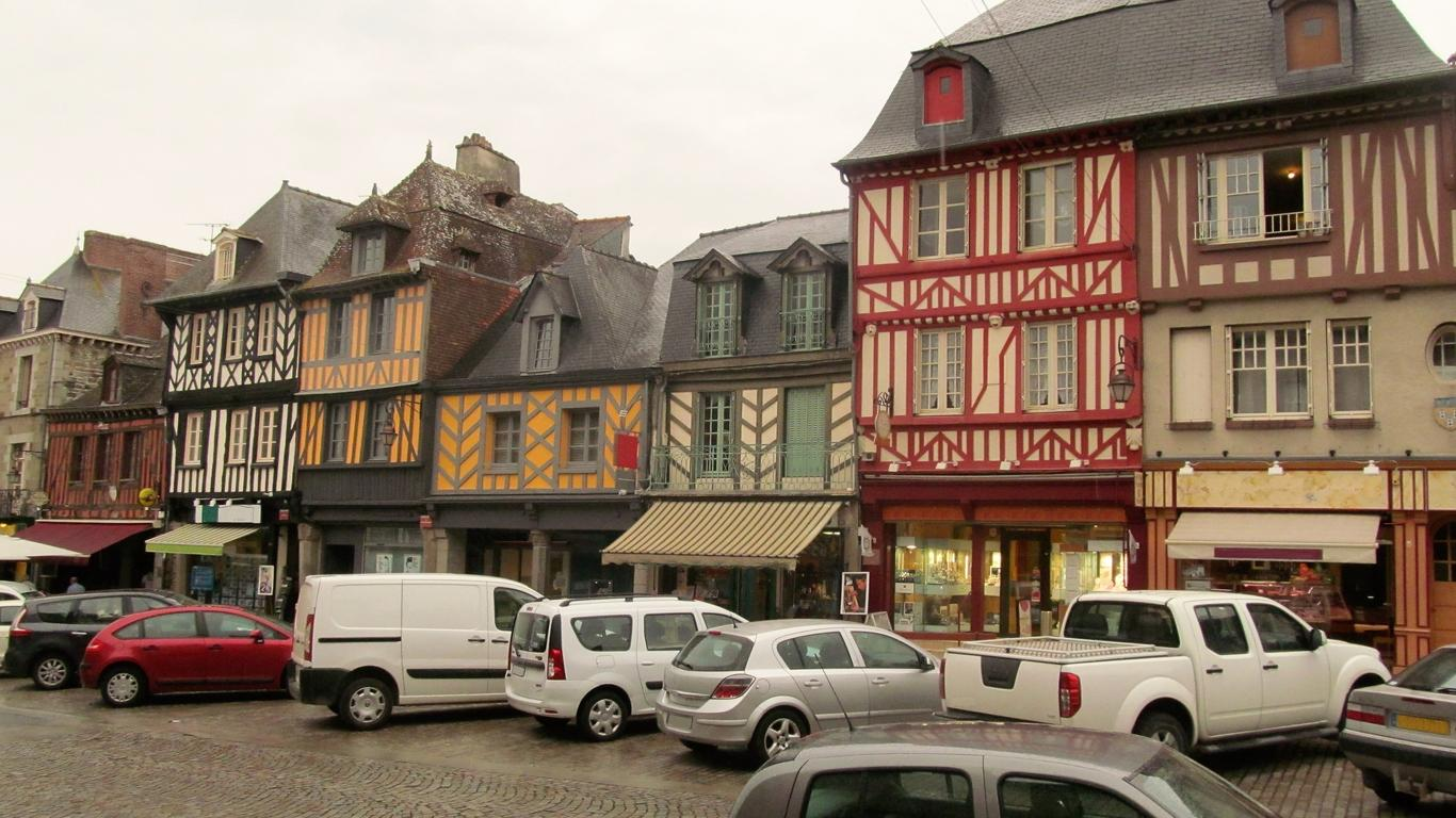 Dol-de-Bretagne autoverhuur