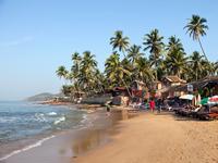 Ξενοδοχεία στην πόλη Anjuna