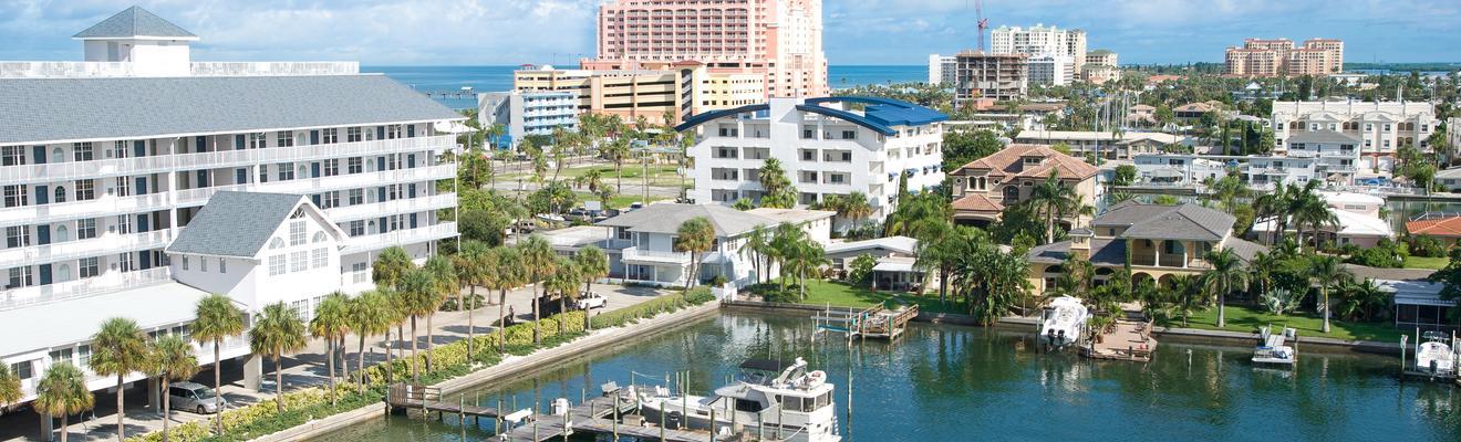 Khách sạn ở Clearwater