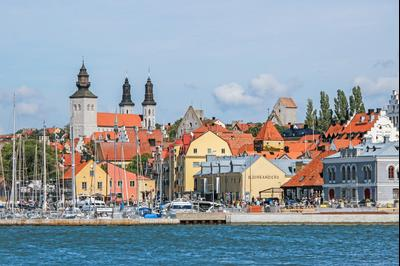 Visby hotell