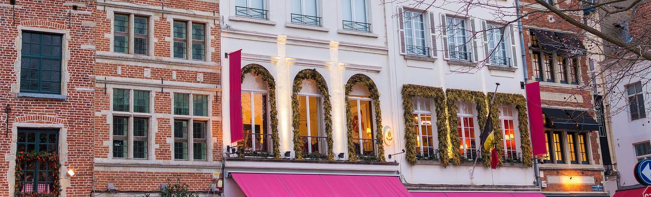 Bryssel hotellia