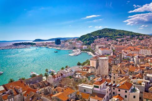 Tarjouksia hotelleista Split
