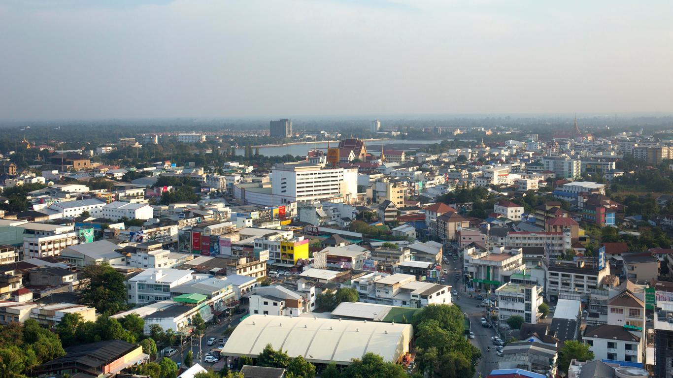 Khon Kaen car rentals
