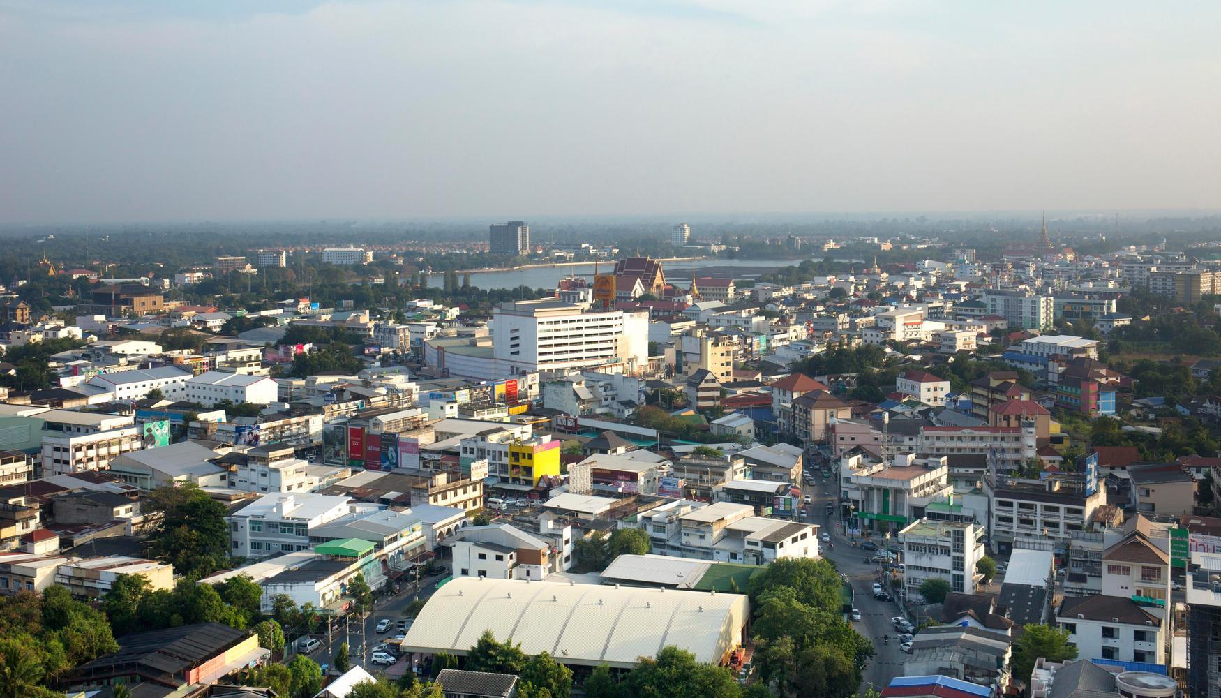 Alquiler de coches en Aeropuerto Khon Kaen
