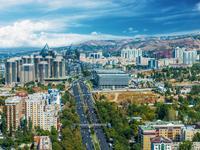 Ξενοδοχεία στην πόλη Αλμάτι