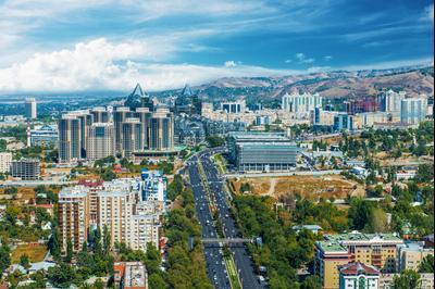 Khách sạn ở Almaty