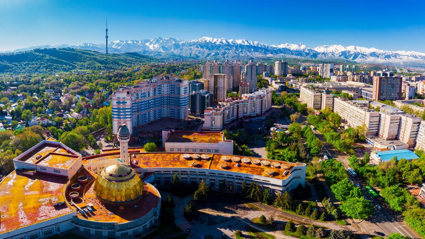 Almaty car hire