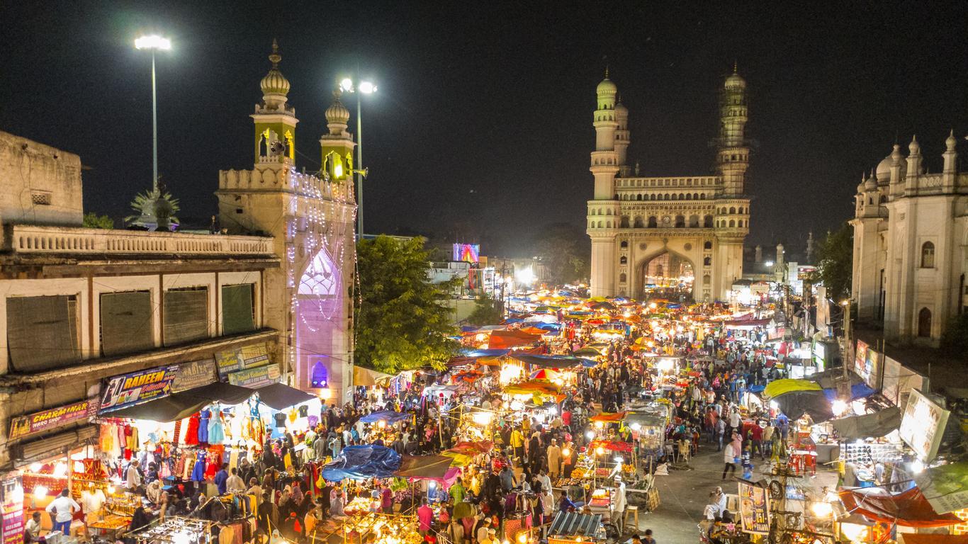 Hyderabad - Ενοικίαση αυτοκινήτου