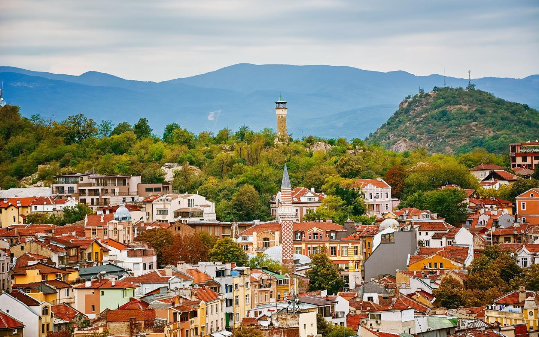 Hoteles en Plovdiv
