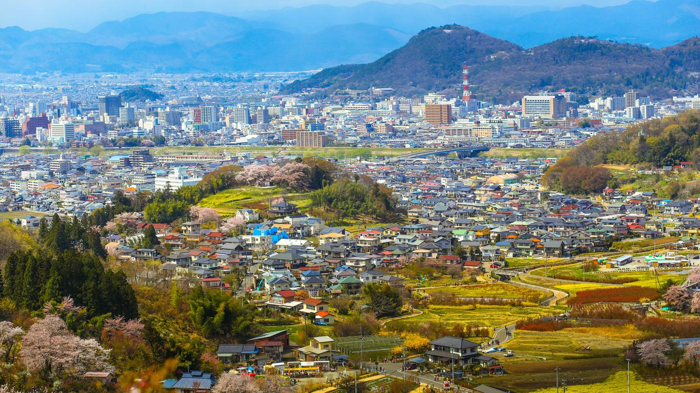 Fukushima car hire