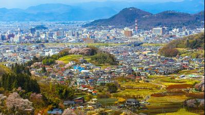 Ξενοδοχεία στην πόλη Fukushima