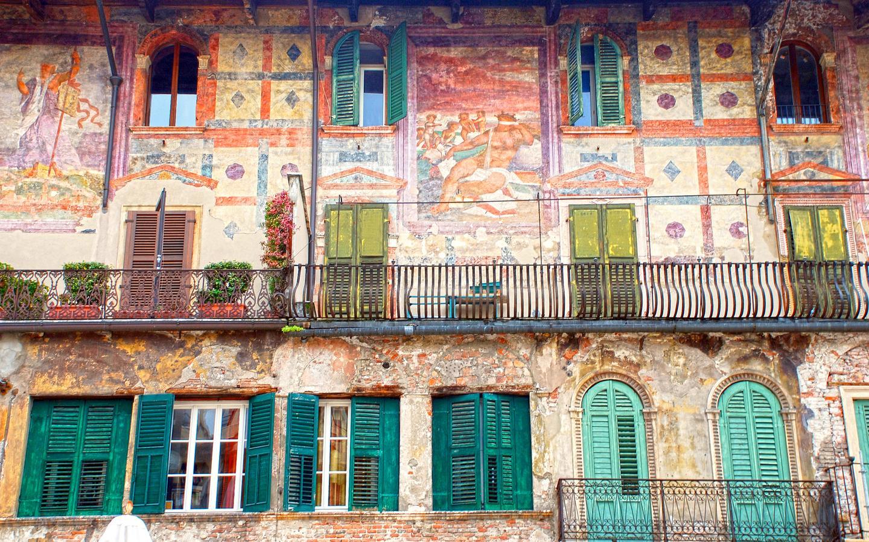Hoteles en Verona