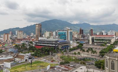 Ξενοδοχεία στην πόλη Pereira