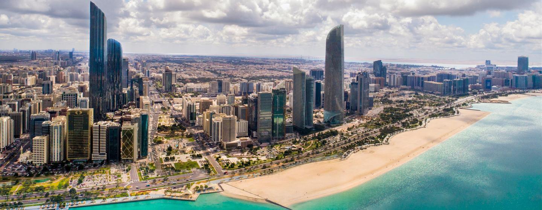 Autonvuokraukset Abu Dhabin kansainvälinen lentoasema lentokenttä