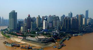Chongqing Tour: Ciqikou Old Town, Hongya Dong and People's Auditorium